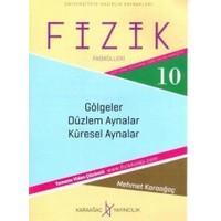 Karaağaç Yayınları Fizik Fasikülleri 10