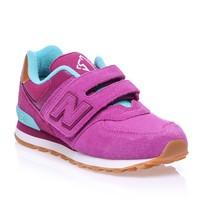 New Balance KY574 Mor Çocuk Ayakkabı