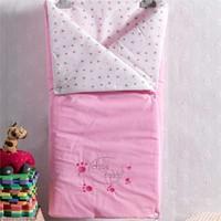 Kidboo Cute Bear Pink Multiway Battaniye