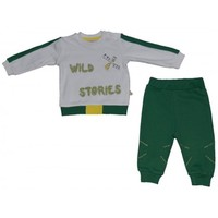 Bi Baby Wilds Stories 2'Li Takım Yeşil