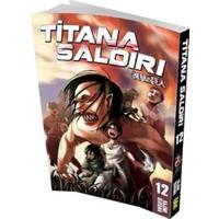 Titana Saldırı 12