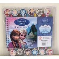 Disney Karlar Ülkesi Boyama Keyfi