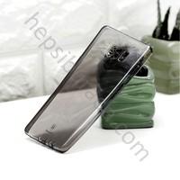Baseus Air Case Samsung Galaxy Note 7 Ultra İnce Silikon Kılıf Füme