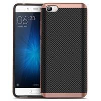 Case 4U Xiaomi Mi 5/Mi5 Prime/Mi5 Pro Hybrid Korumalı İnce Arka Kapak Rose Gold