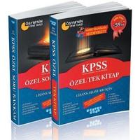 Akıllı Adam KPSS Lisans Adayları İçin Özel Tek Kitap(Soru Bankası Hediyeli)