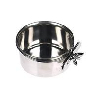 Nobby Vidalanabilir Paslanmaz Metal Kap 13 cm 0,60 lt
