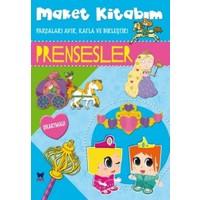 Maket Kitabım: Prensesler