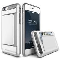 Verus iPhone 6/6S Damda Clip Series Kılıf Pearl White