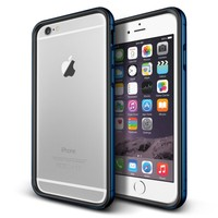 Verus iPhone 6/6S 4.7 Iron Bumper Kılıf Monaco Blue