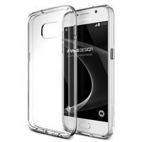Verus Samsung Galaxy S7 Edge Crystal Mixx Kılıf Clear