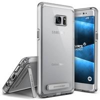 Verus Samsung Galaxy Note FE Fan Edition Crystal Mixx Kılıf Clear