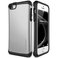Verus Apple iPhone SE Thor Series Kılıf Light Silver