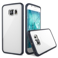 Verus Samsung Galaxy S6 Edge Crystal Mixx Series Kılıf Black