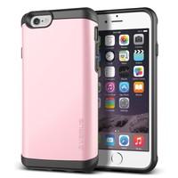 Verus iPhone 6/6S 4.7 Damda Veil Kılıf Baby Pink