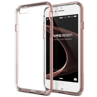 Verus Apple iPhone 6/6S New Crystal Bumper Shield Series Kılıf RG