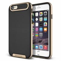 Verus iPhone 6 4.7 Case Crucial Bumper Kılıf Shine Gold