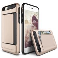 Verus Apple iPhone 6/6S Damda Clip Series Kılıf Shine Gold