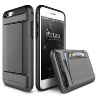 Verus Apple iPhone 6/6S Damda Clip Series Kılıf Steel Silver