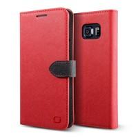 LIFIC Samsung Galaxy Note 5 Saffiano Diary Kılıf Black
