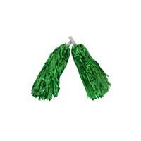 KullanAtMarket Metalik Yeşil Amigo Ponpon 2 Adet