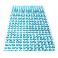KullanAtMarket Mavi Elmas Sticker 100 Adet