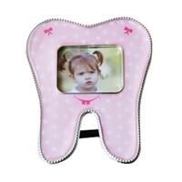 KullanAtMarket Pembe Diş Bebek Çerçeve 1 Adet