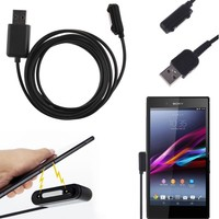 Sony Xperia Z1 Z2 Z3 Manyetik Şarj Kablosu
