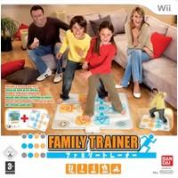 Nintendo Wii Family Trainer Mat Dans Egzersiz