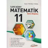 Oran Yayınları 11. Sınıf Matematik Soru Deposu