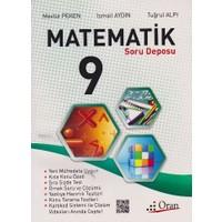 Oran Yayınları 9. Sınıf Matematik Soru Deposu