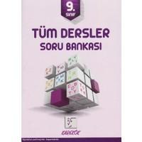Karekök Yayınları 9. Sınıf Tüm Dersler Soru Bankası - Ebru Çaloğlu