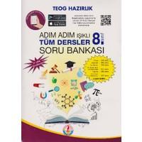 Adım Adım Işıklı Yayınları 8.Sınıf Tüm Dersler Soru Bankası