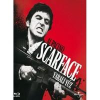 Scarface (Yaralı Yüz) (Dvd)