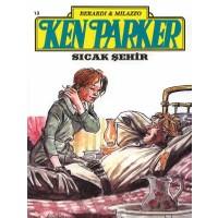 Ken Parker Altın Seri Sayı:13 Sıcak Şehir