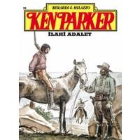 Ken Parker Altın Seri Sayı:21 İlahi Adalet