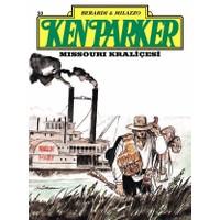 Ken Parker Altın Seri Sayı:23 Missouri Kraliçesi