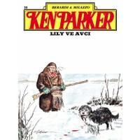 Ken Parker Altın Seri Sayı:25 Lily ve Avcı