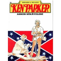 Ken Parker Altın Seri Sayı:50 Asker Hikayeleri