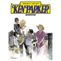 Ken Parker Altın Seri Sayı:54 Boston