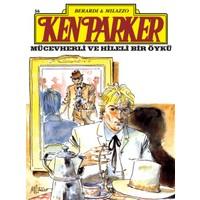 Ken Parker Altın Seri Sayı:56 Mücevherli ve hileli bir öykü
