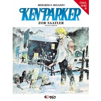 Ken Parker Özel Seri Sayı:8 Zor Saatler (3.Bölüm)