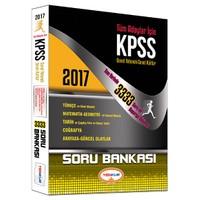 Yediiklim Yayınları Kpss 2017 Genel Kültür Genel Yetenek 3333 Soru Bankası
