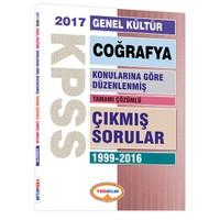 Yediiklim Yayınları Kpss Genel Kültür Coğrafya Konularına Göre Düzenlenmiş Tamamı Çözümlü 1999-2016 Çıkmış Sorular