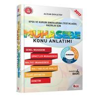 Hür Yayınları Kpss 2017 A Hedef Serisi Muhasebe Konu Anlatımlı