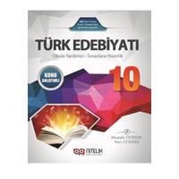 Nitelik Yayınları 10.Sınıf Türk Edebiyatı Konu Anlatımlı