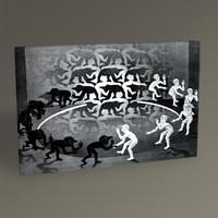 Tablo360 MC Escher Encounter 45 x 30