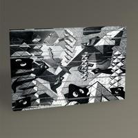 Tablo360 MC Escher Flat Worms 45 x 30