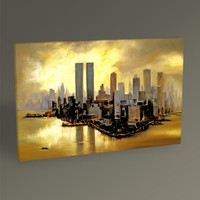 Tablo360 New York- Manhattan Tablo 45 x 30