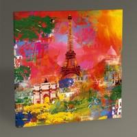 Tablo360 Eyfel Kulesi- Paris Tablo 30 x 30