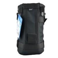 JJC DLP-6 Deluxe Lens Pouch Objektif Çantası (11.8x23.5cm)